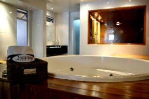 Motel Rocamar sauna-jacuzzi